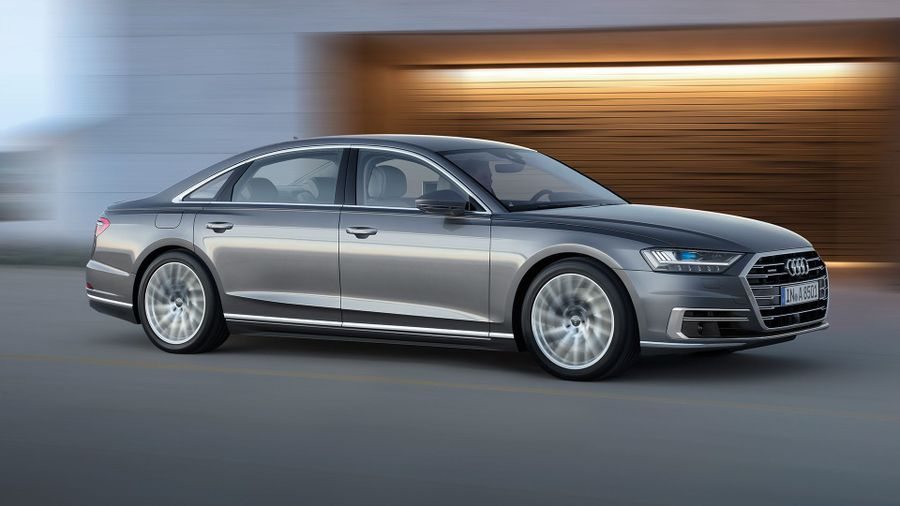 New Audi A Luxury Car Unveiled Auto Trader UK - Audi new series