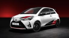 2017 Toyota Yaris hot hatch