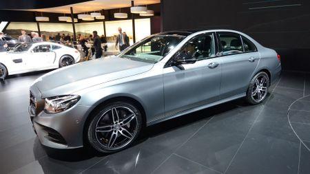 2016 Mercedes E-Class