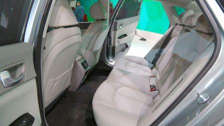 2016 Kia Optima PHEV Chicago Auto Show