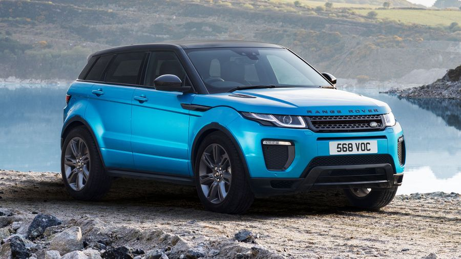Land Rover Reveals Range Rover Evoque Landmark Auto