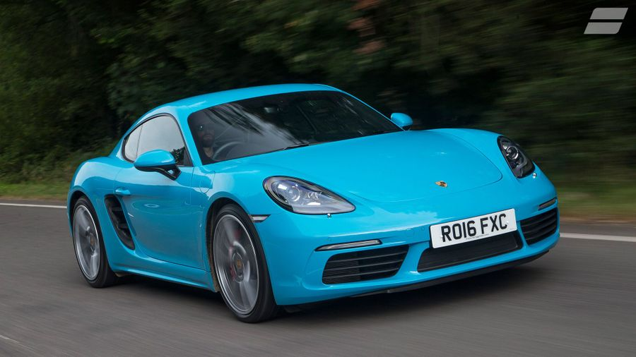 Best coupes - Porsche 718 Cayman