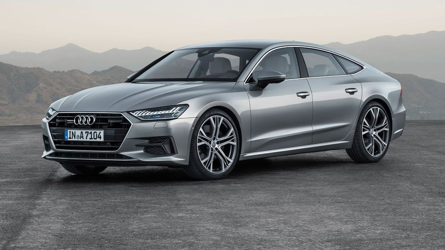 new audi a7 sportback revealed auto trader uk. Black Bedroom Furniture Sets. Home Design Ideas