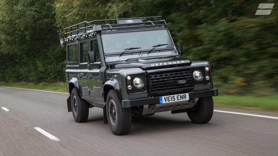 2015 Land Rover Defender 110 Adventure Edition