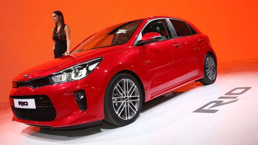 Kia Unveils All New Rio Supermini Auto Trader Uk