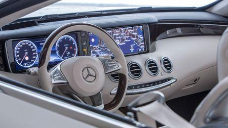 2016 Mercedes S500 Cabriolet