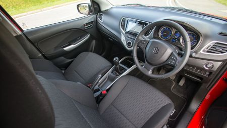 2016 Suzuki Baleno