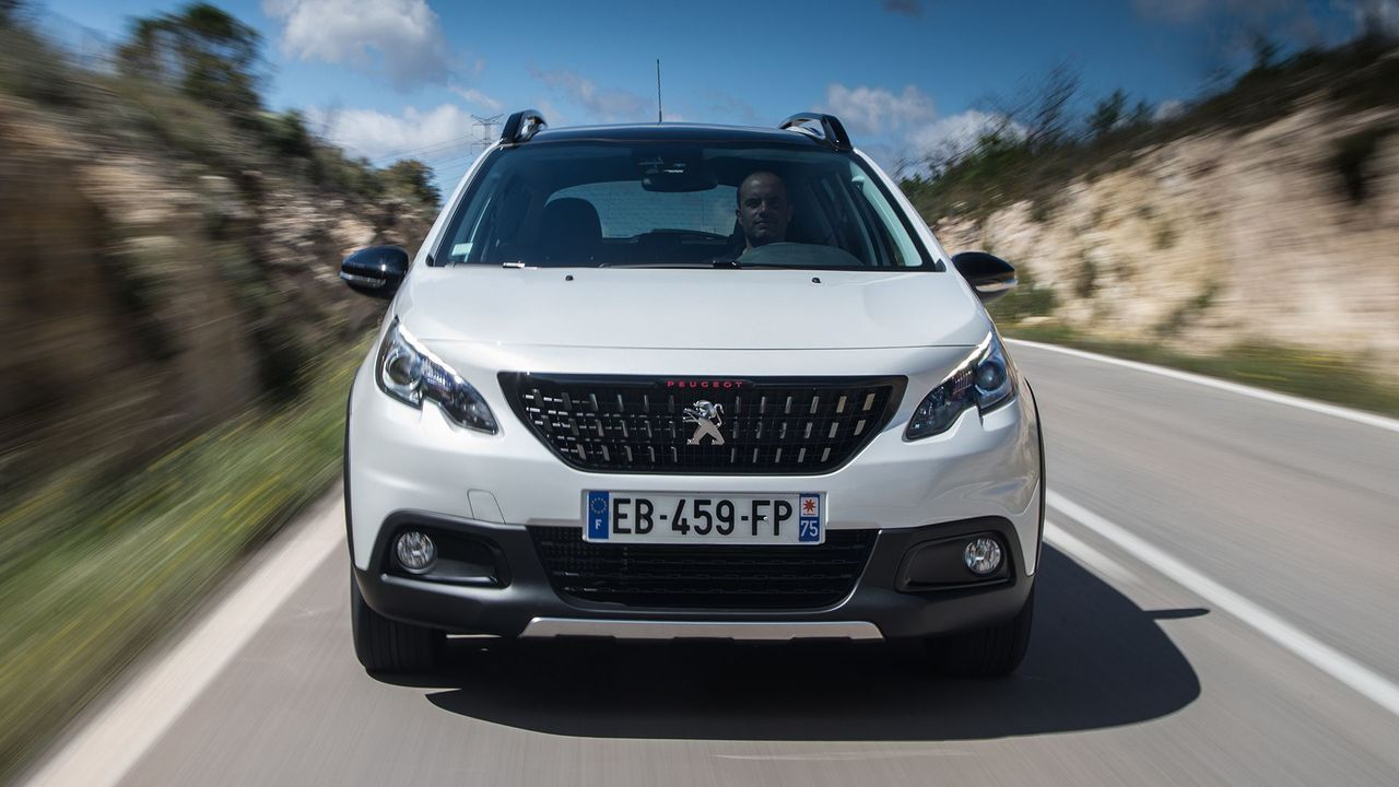 Peugeot 2008 1 6 Blue Hdi 100 Allure First Drive Review