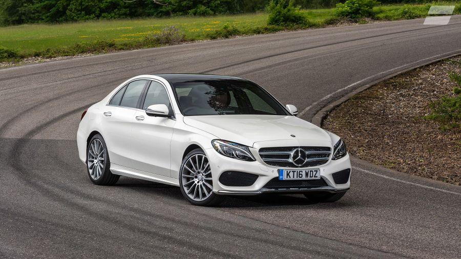 Best Car for Long Distances – Mercedes C-Class
