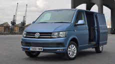 Volkswagen adds petrol engines to Transporter range