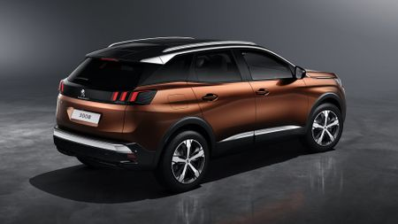 peugeot unveils new 3008 suv auto trader uk. Black Bedroom Furniture Sets. Home Design Ideas