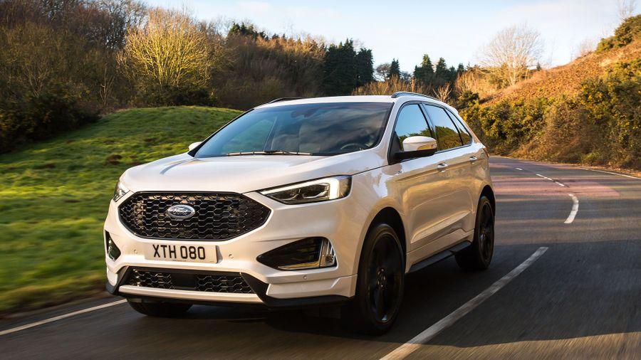new ford edge revealed ahead of geneva motor show | auto trader uk