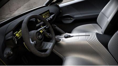 2014 Kia Nero Concept interior