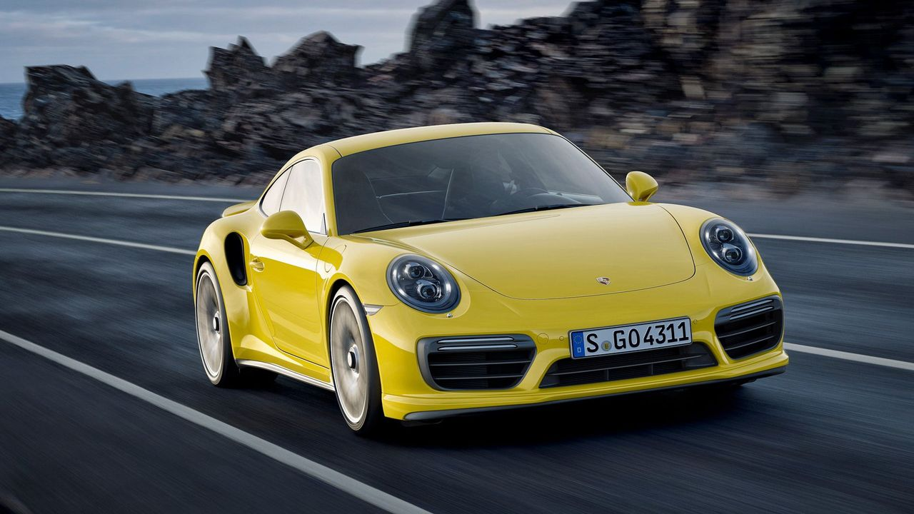 Porsche 911 Turbo & Turbo S