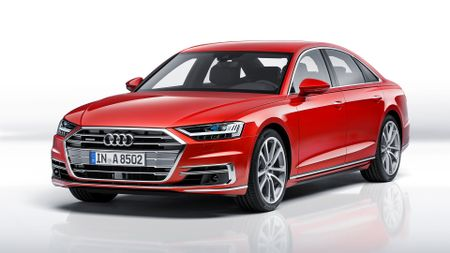 Audi Dragon Drive