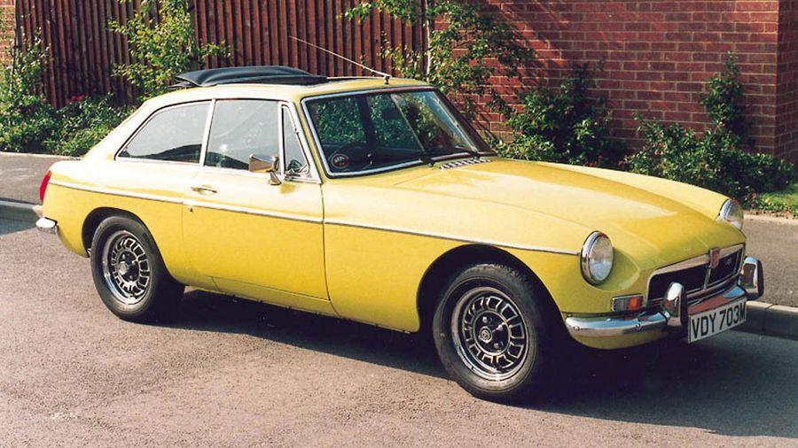 Best Classic Cars - MG B