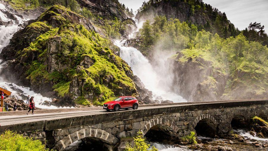 Mazda CX-3 Norway