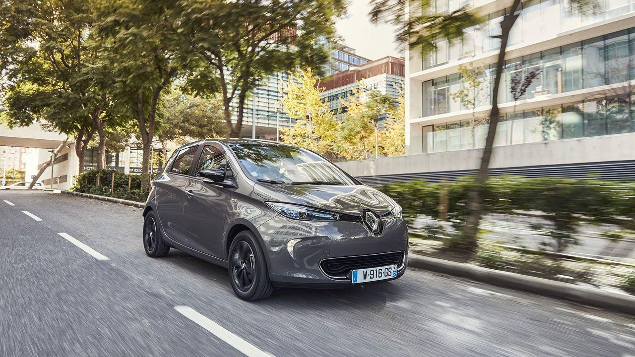 2017 Renault Zoe ZE40 R90