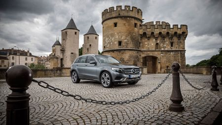 2015 Mercedes GLC