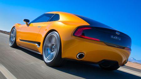 2014 Kia GT4 Stinger concept