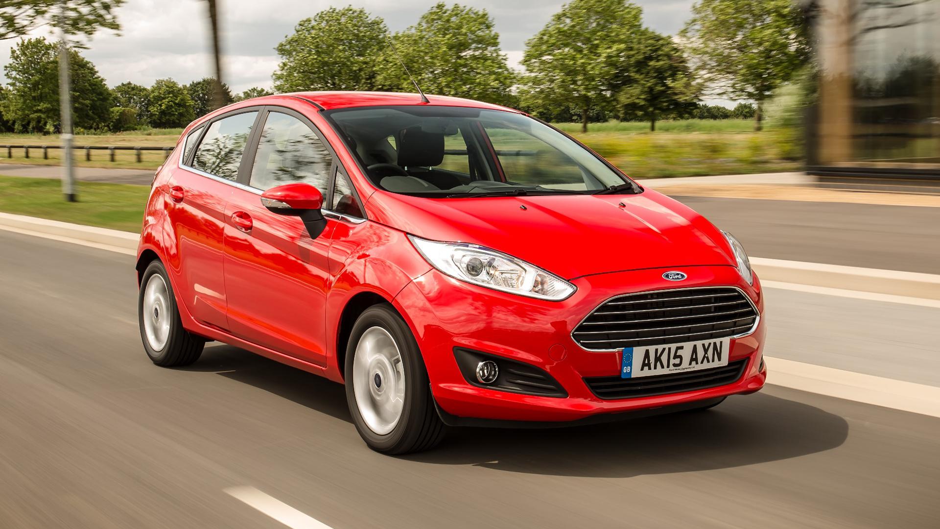 Ford Fiesta & Top 5 best First Cars   Auto Trader UK markmcfarlin.com